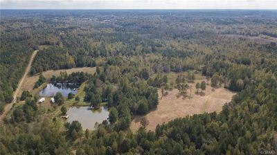 Brunswick County Residential Lots & Land For Sale: 414.18ac Poor House Road
