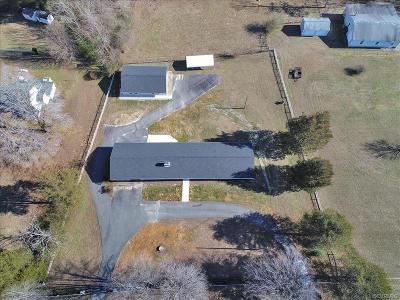 Powhatan Single Family Home For Sale: 4010 Maidens Road
