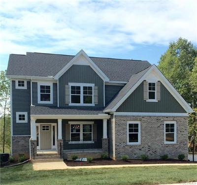 Chester Single Family Home For Sale: 2036 James Overlook Drive