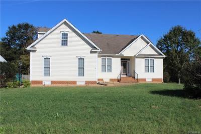 Henrico Single Family Home For Sale: 3080 Danrett Lane