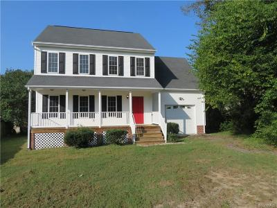 Chesterfield Single Family Home For Sale: 3302 Main Street