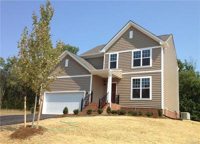 Goochland County Single Family Home For Sale: 3640 West Rocketts Ridge Court