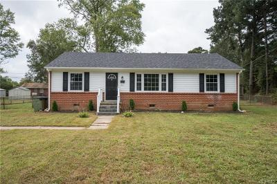 Richmond Single Family Home For Sale: 5525 Jahnke Road