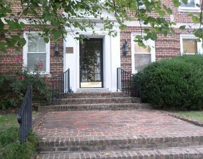 Richmond Condo/Townhouse For Sale: 613 Roseneath Road #5