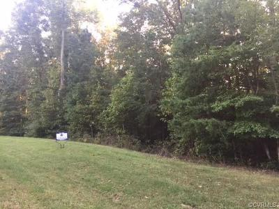 Goochland County Residential Lots & Land For Sale: 1623 Sabot Creek Drive