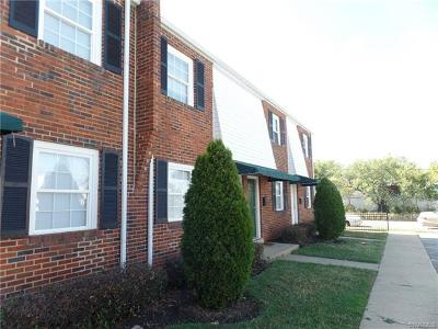 Richmond VA Multi Family Home For Sale: $2,500,000