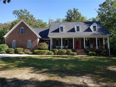 Chester Single Family Home For Sale: 4525 Chippoke Road