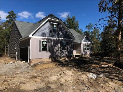 Henrico Single Family Home For Sale: 5224 Cynthia Court