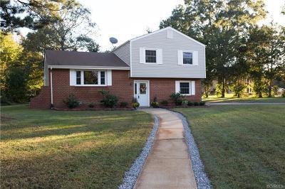 Glen Allen Single Family Home For Sale: 2815 Rudwick Road