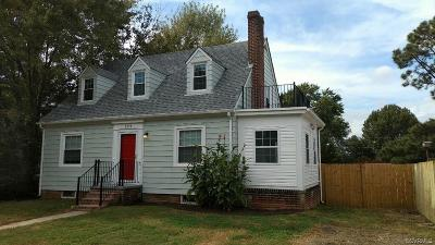 Henrico Single Family Home For Sale: 2310 Farrand Drive