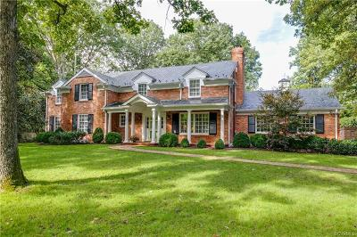 Henrico Single Family Home For Sale: 300 Hollyport Road