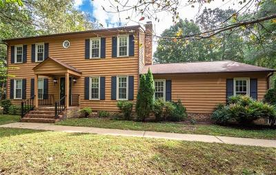 Henrico Single Family Home For Sale: 7705 Lampworth Place