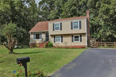 Henrico Single Family Home For Sale: 1802 Locustgrove Court