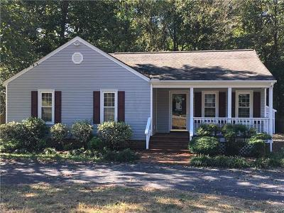 Chester Single Family Home For Sale: 4730 Newbys Bridge Road