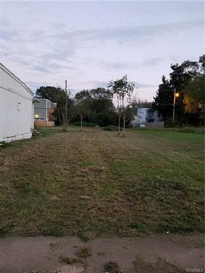 Richmond Residential Lots & Land For Sale: 1117 North 32nd Street
