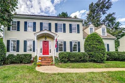Henrico Single Family Home For Sale: 3712 Huntmaster Court