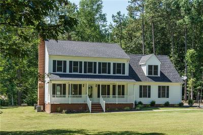 South Chesterfield Single Family Home For Sale: 20018 Oak River Drive