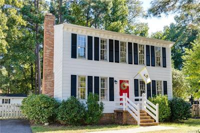 Henrico Single Family Home For Sale: 4807 Kellywood Drive
