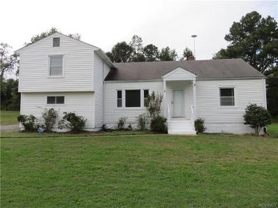 Henrico Single Family Home For Sale: 318 North Linden Avenue