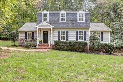 Midlothian Single Family Home For Sale: 11831 Young Manor Drive