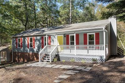 Chesterfield VA Single Family Home For Sale: $179,950