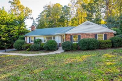Richmond Single Family Home For Sale: 3011 Archdale Road