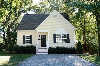 Henrico Single Family Home For Sale: 2507 Burnley Avenue