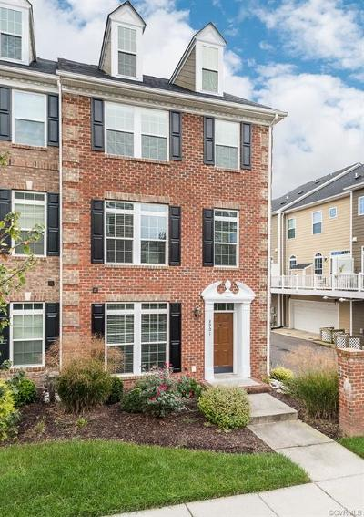 Glen Allen Condo/Townhouse For Sale: 3901 Pumpkin Seed Lane