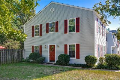 Henrico Condo/Townhouse For Sale: 11617 Candle Court