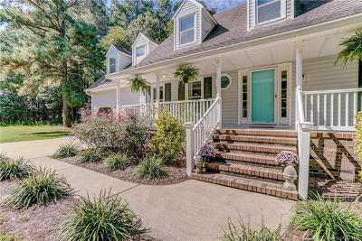Heathsville Single Family Home For Sale: 40 Stillwater Lane