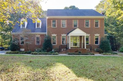 Hanover Single Family Home For Sale: 9111 Old Lafayette Road