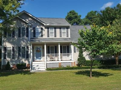 Midlothian Single Family Home For Sale: 11700 Robious Road