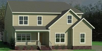 Mechanicsville Single Family Home For Sale: 00 Autumn Peak Circle