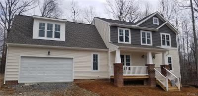 Chesterfield VA Single Family Home Pending: $299,950