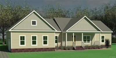 Mechanicsville Single Family Home For Sale: 00 Autumn Hill Drive