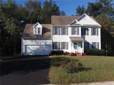 Chesterfield County Rental For Rent: 15812 Windseeker Court