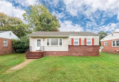 Richmond Single Family Home For Sale: 5732 Berrywood Road