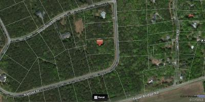 Powhatan Residential Lots & Land For Sale: 3081 Braehead Road