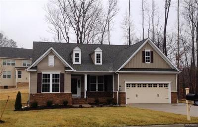Chesterfield Single Family Home For Sale: 15701 Timberstone Court