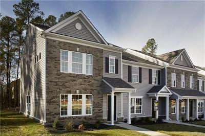 Henrico Condo/Townhouse For Sale: 1341 Stone Ridge Park Terrace #G5