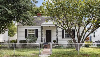 Henrico Single Family Home For Sale: 2523 Kenwood Avenue