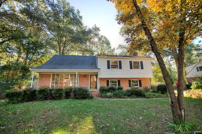 Richmond Single Family Home For Sale: 11025 Ashburn Road