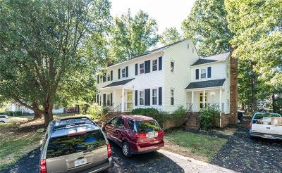 Henrico Multi Family Home For Sale: 12300 Poplar Forest Drive