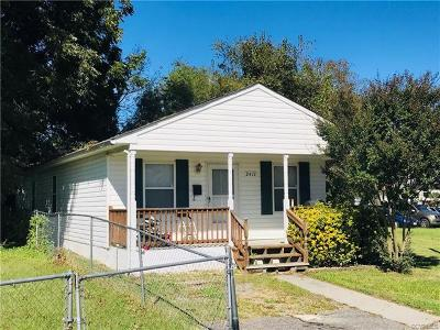 Richmond Single Family Home For Sale: 2411 Everett Street