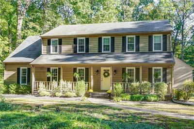 Midlothian Single Family Home For Sale: 13507 Queensgate Road