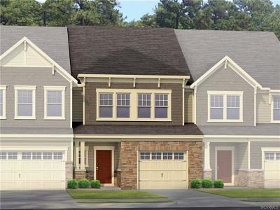 Glen Allen Condo/Townhouse For Sale: 10630 Benmable Drive #3H Sec 2