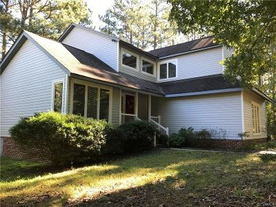 Chesterfield Single Family Home For Sale: 6116 Chesterfield Meadows Drive