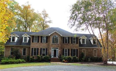 Hanover County Single Family Home For Sale: 2125 Ettington Lane