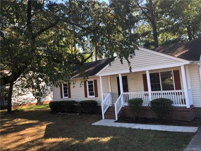 Henrico Single Family Home For Sale: 1407 Middleberry Drive