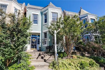 Richmond Single Family Home For Sale: 1610 Hanover Avenue